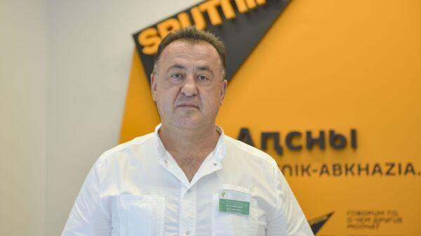 Абдулмеджид Магомедов - Sputnik Аҧсны