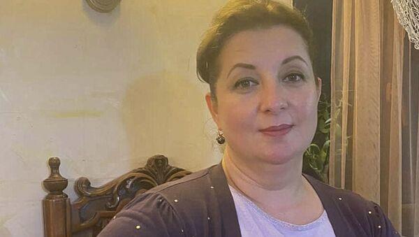 Екатерина Джопуа - Sputnik Абхазия