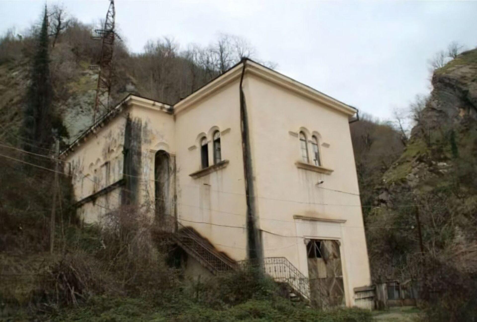 Багнар ГЭС - Sputnik Абхазия, 1920, 12.10.2021