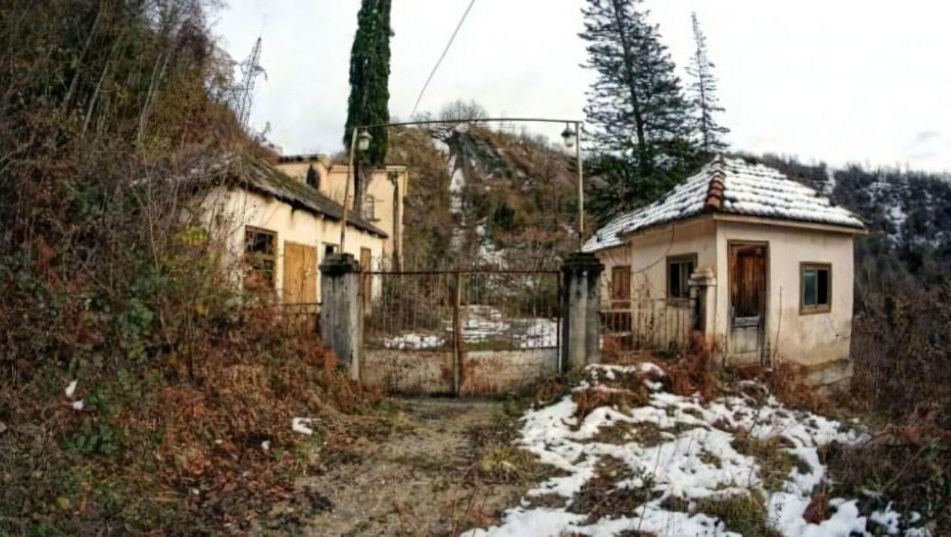 Багнар ГЭС - Sputnik Абхазия, 1920, 08.09.2021