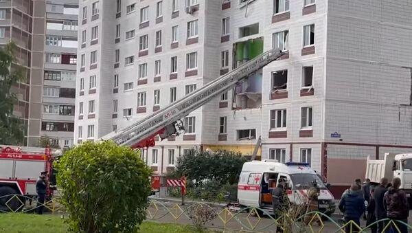 В Ногинске взорвался газ в жилом доме, есть погибшие - Sputnik Абхазия