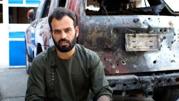 «Они унизили нашу страну»: история афганской семьи, потерявшей десять человек при авиаударе США - Sputnik Абхазия
