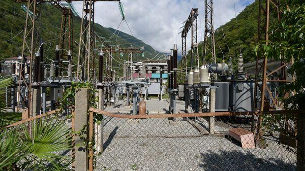 Электростанция Жоэкуара - Sputnik Абхазия