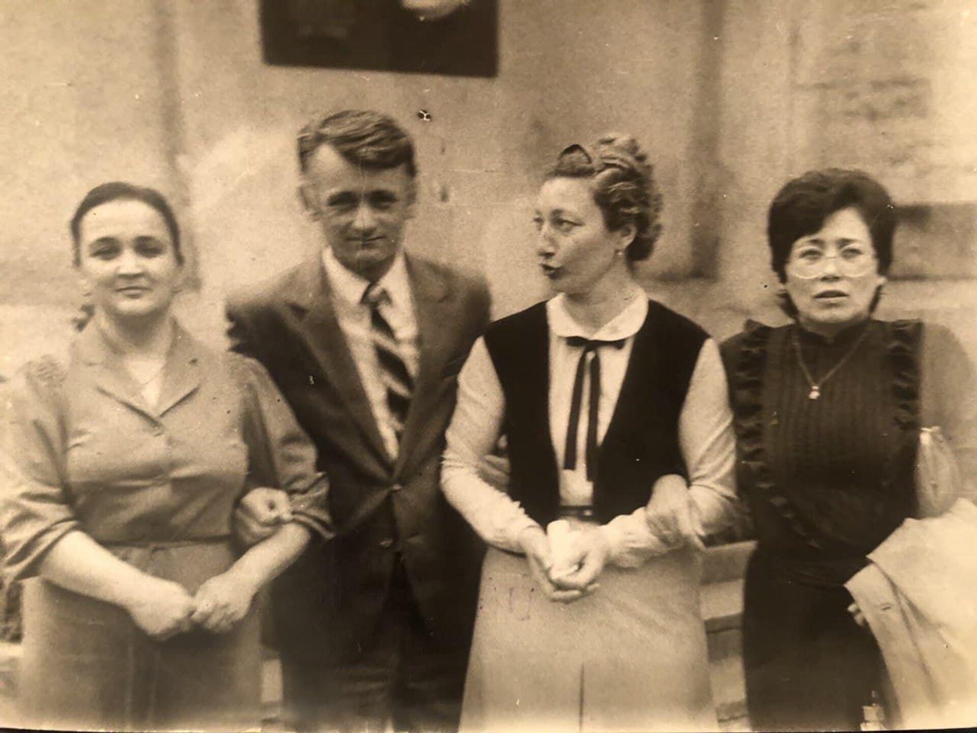 Антонина Хашба - Sputnik Абхазия, 1920, 12.10.2021