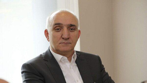 Кадыр Абагба - Sputnik Аҧсны