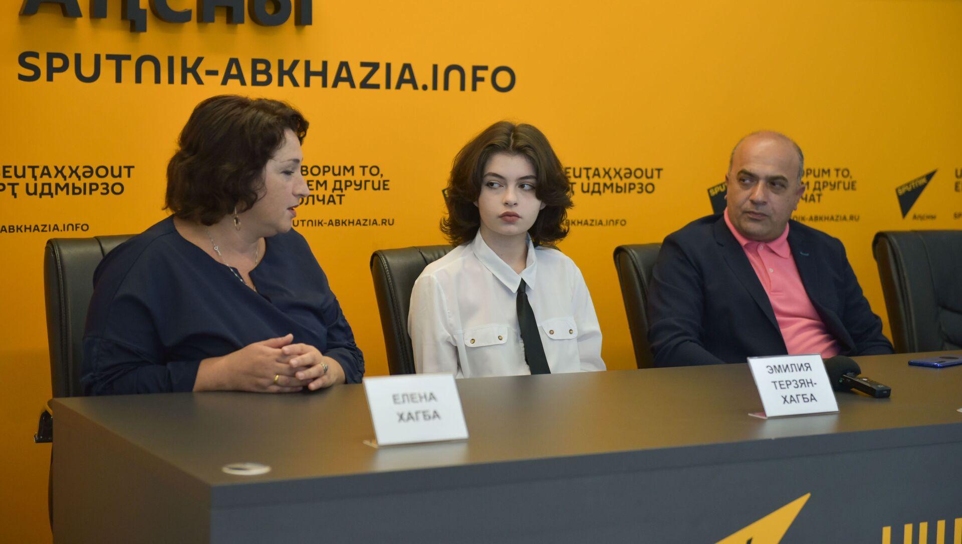 Эмилия Терзян-Хагба приняла участие в фестивале в Выборге - Sputnik Абхазия, 1920, 13.09.2021