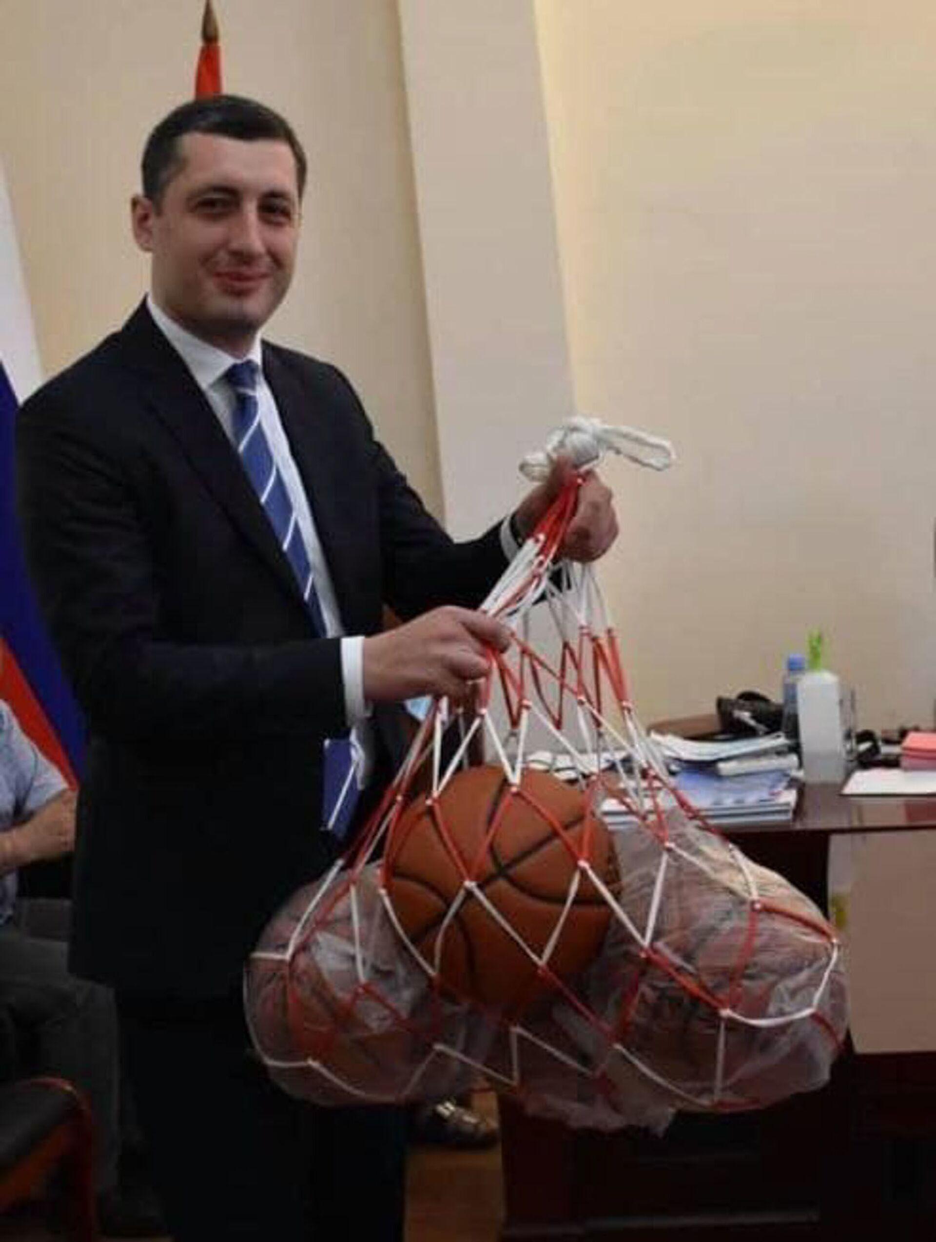 Эраст Агумава - Sputnik Абхазия, 1920, 12.10.2021