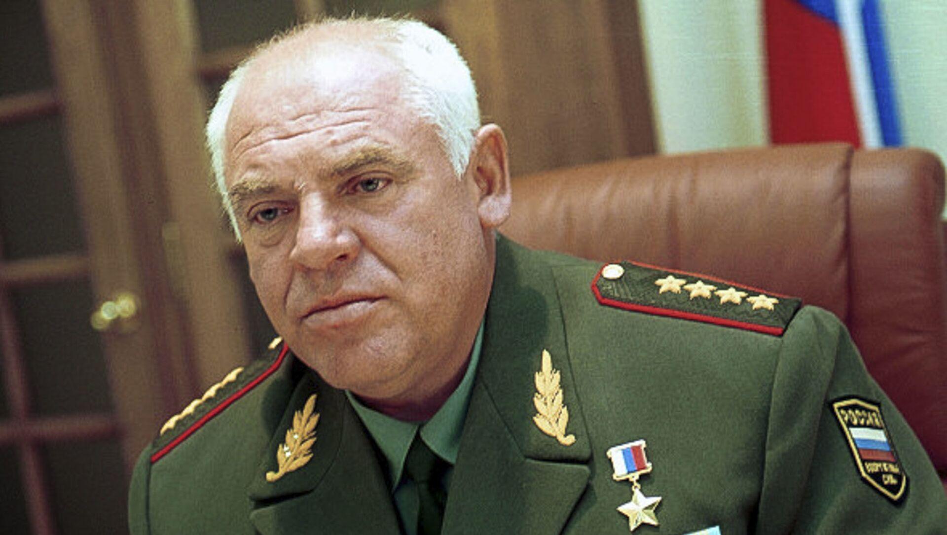 Виктор Казанцев - Sputnik Аҧсны, 1920, 14.09.2021