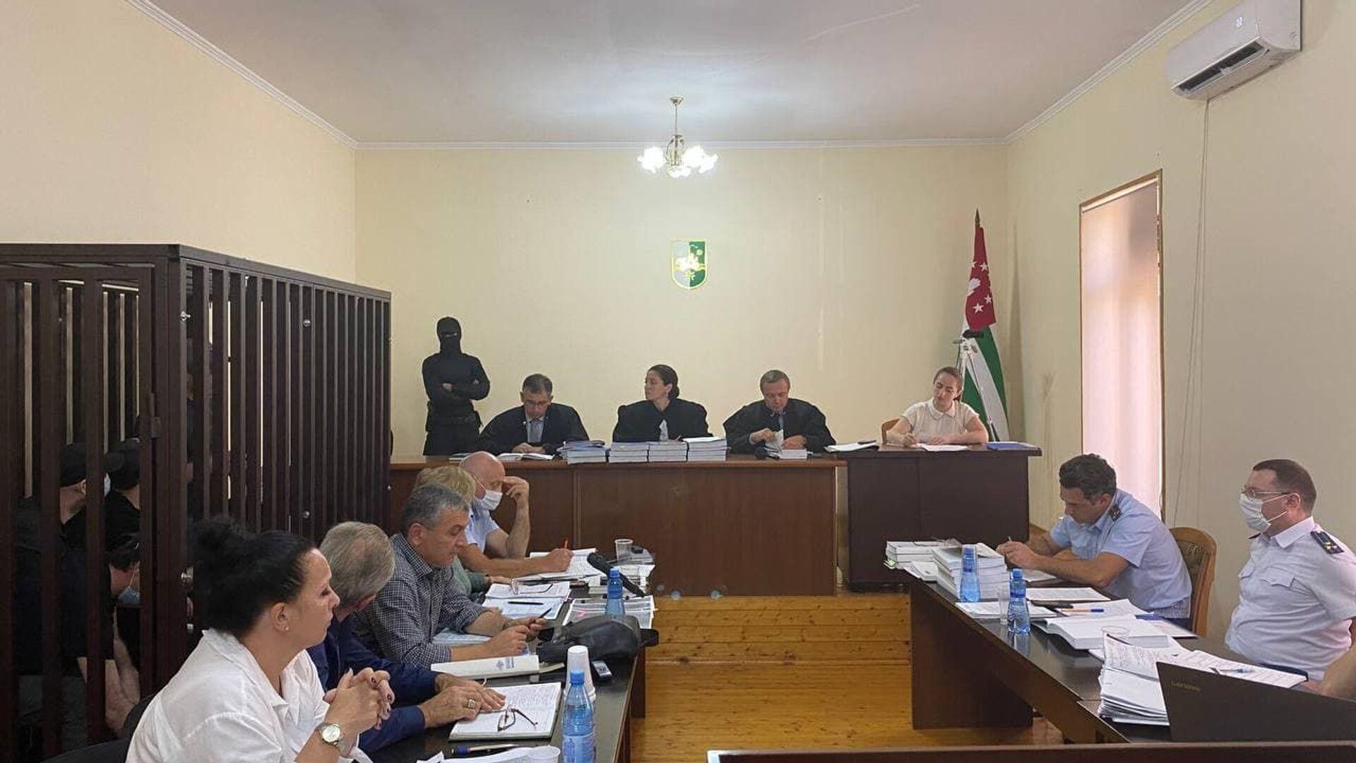 Суд по убийству на набережной  - Sputnik Абхазия, 1920, 14.09.2021