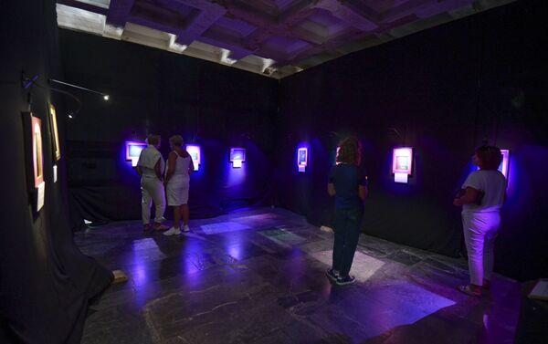 Оптическая выставка в Гагре - Sputnik Абхазия