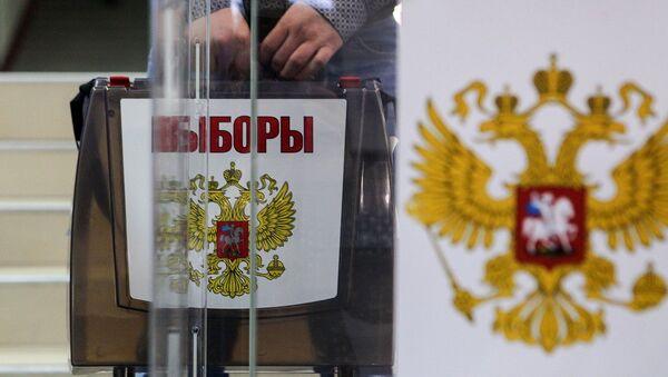 На военных базах военнослужащие ЮВО в Абхазии и Южной Осетии завершили досрочное голосование - Sputnik Абхазия