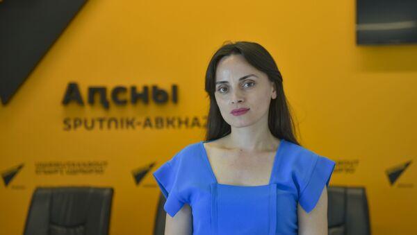 Арифа Ардзынба  - Sputnik Аҧсны