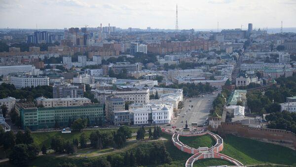 Города России. Нижний Новгород - Sputnik Аҧсны