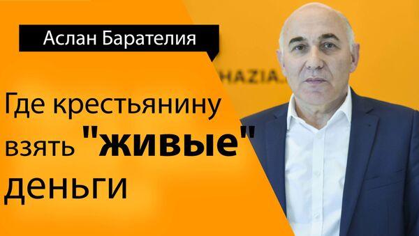Аслан Барателия рассказал о проблемах и перспективах Гулрыпшского района - Sputnik Абхазия