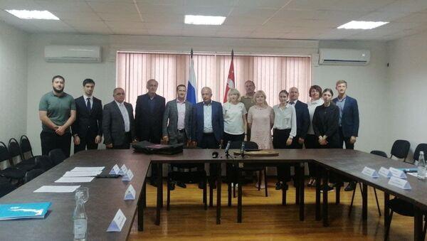 Седьмая сессия Абхазо-Российской комиссии по рыбному хозяйству. - Sputnik Абхазия