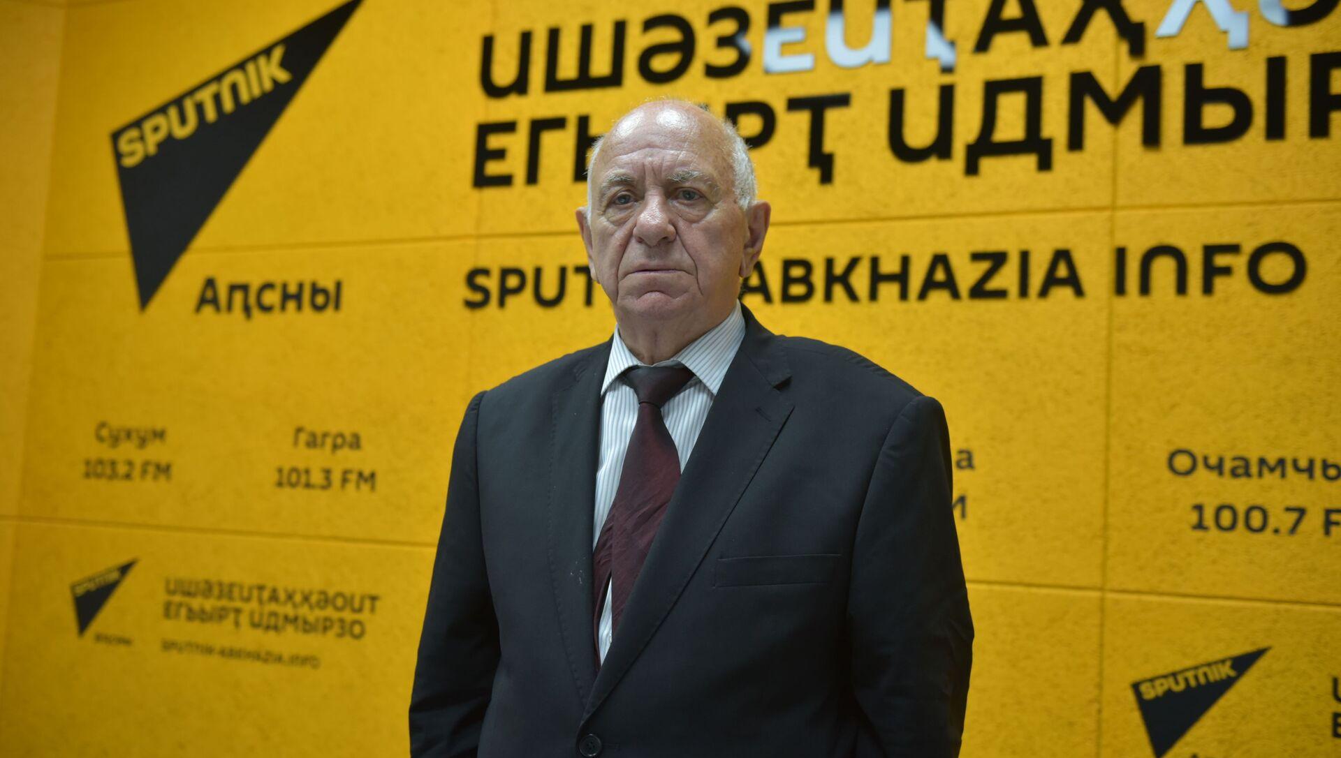 Алексей Касландзия - Sputnik Аҧсны, 1920, 02.10.2021