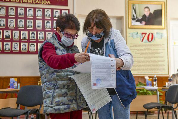 Ранее, жители Абхазии участвовали в выборах в Госдуму в 2011 и в 2016 годах. - Sputnik Абхазия