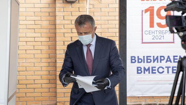 Анатолий Бибилов  - Sputnik Абхазия