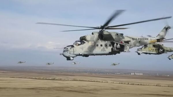 «Мирная миссия — 2021»: антитеррористические учения стран ШОС в Оренбургской области - Sputnik Абхазия