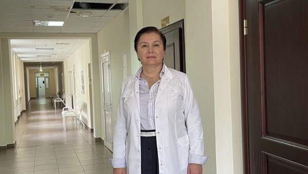 Ануа Ирина  - Sputnik Абхазия