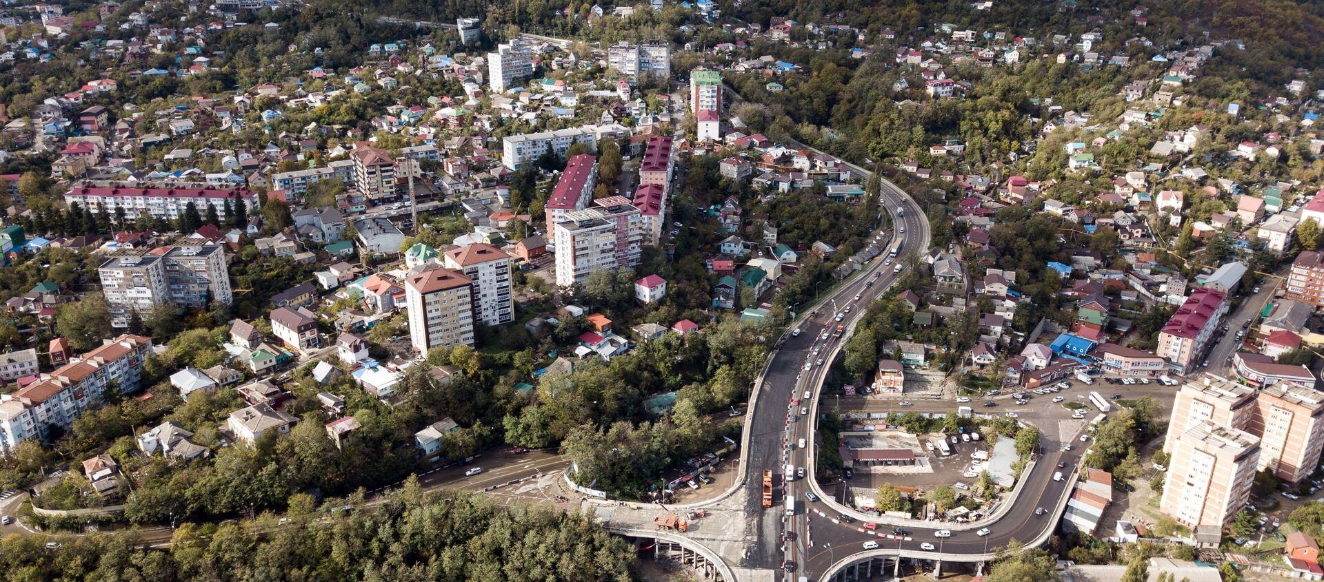 Ликвидация последствий наводнения на Кубани - Sputnik Абхазия, 1920, 25.09.2021