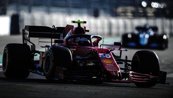 Автоспорт. Формула 1. Гран-при России. Свободные заезды. Вторая сессия - Sputnik Аҧсны