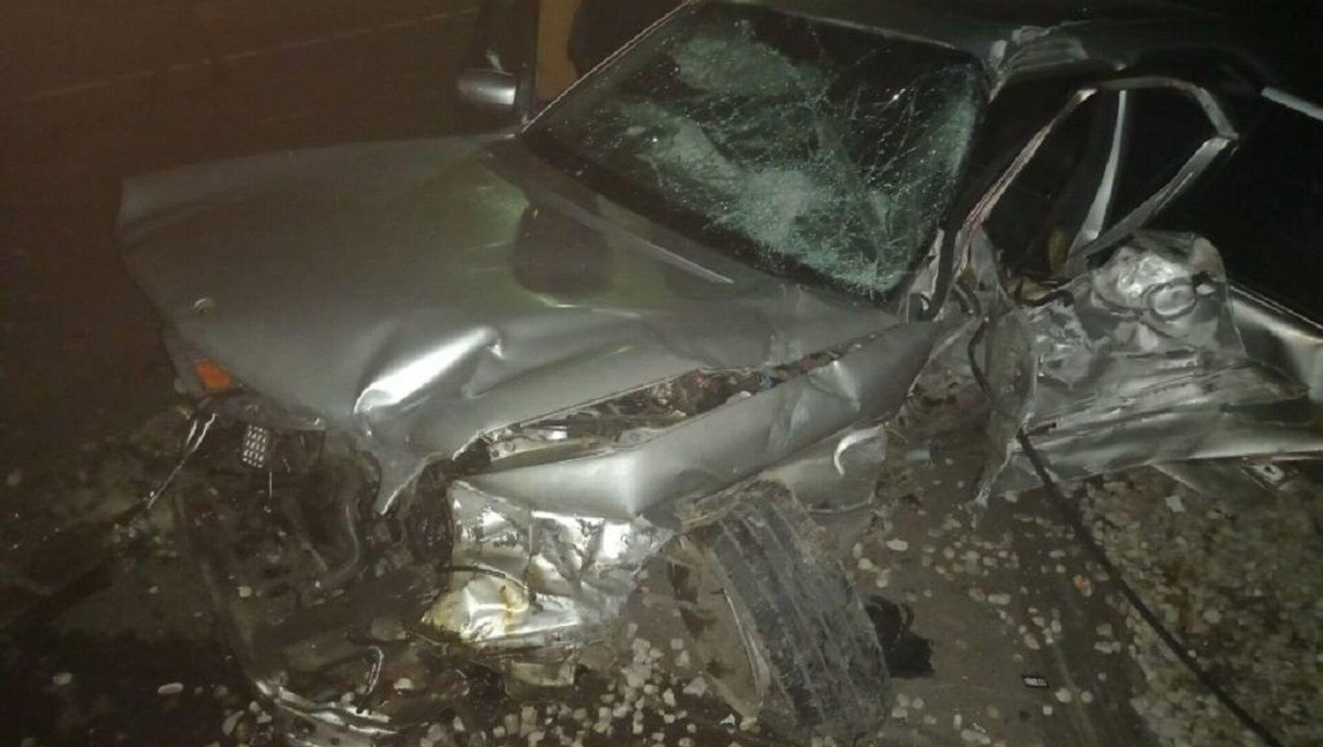 Два человека погибли в аварии в Гудаутском районе - Sputnik Абхазия, 1920, 27.09.2021