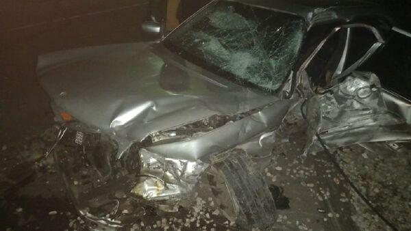 Два человека погибли в аварии в Гудаутском районе - Sputnik Аҧсны