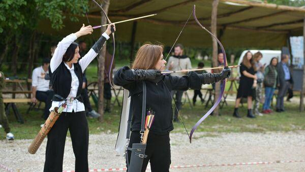 Турнир лучников - Sputnik Абхазия