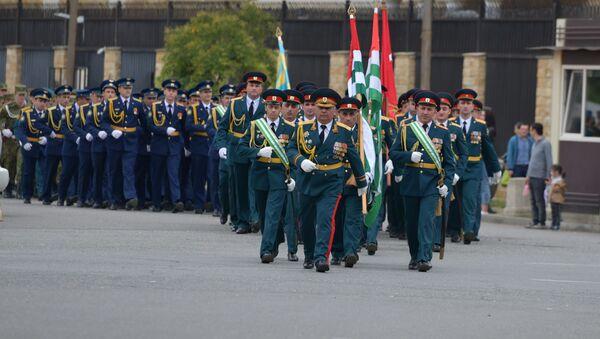 День Победы отметили в Абхазии - Sputnik Аҧсны