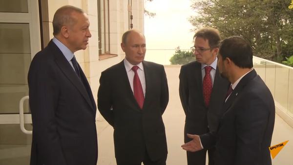 Путин и Эрдоган померились антителами к коронавирусу: у кого титры выше? - Sputnik Абхазия