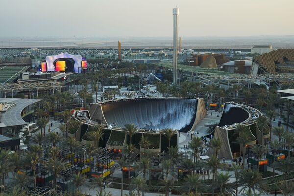 Всемирная выставка Expo-2020 продлится 182 дня - до 31 марта. - Sputnik Абхазия