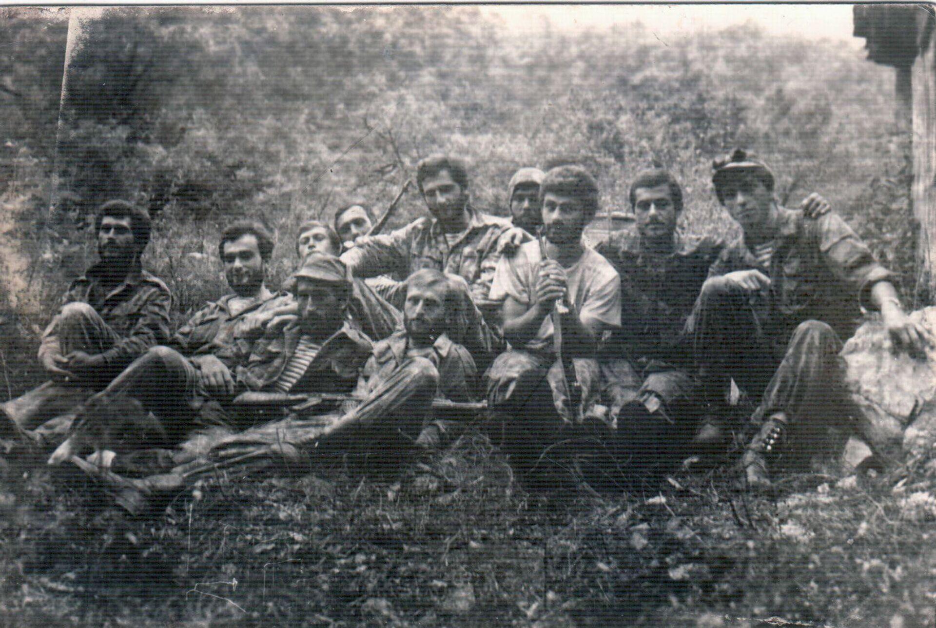 Џьумбер Бениа аибашьцәа рыгәҭа - Sputnik Аҧсны, 1920, 12.10.2021
