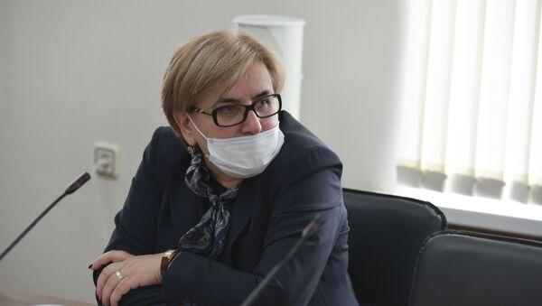 Натали Смыр  - Sputnik Аҧсны