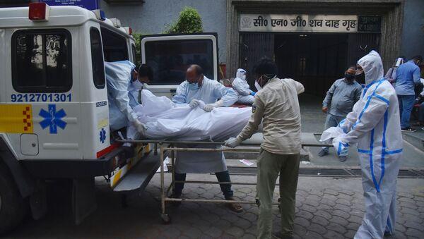 Ситуация в Индии в связи с коронавирусом - Sputnik Абхазия