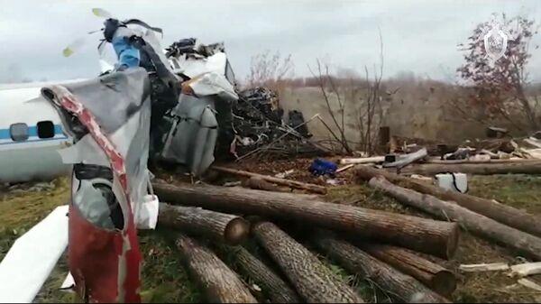 Крушение самолета L-410 под Мензелинском - Sputnik Аҧсны