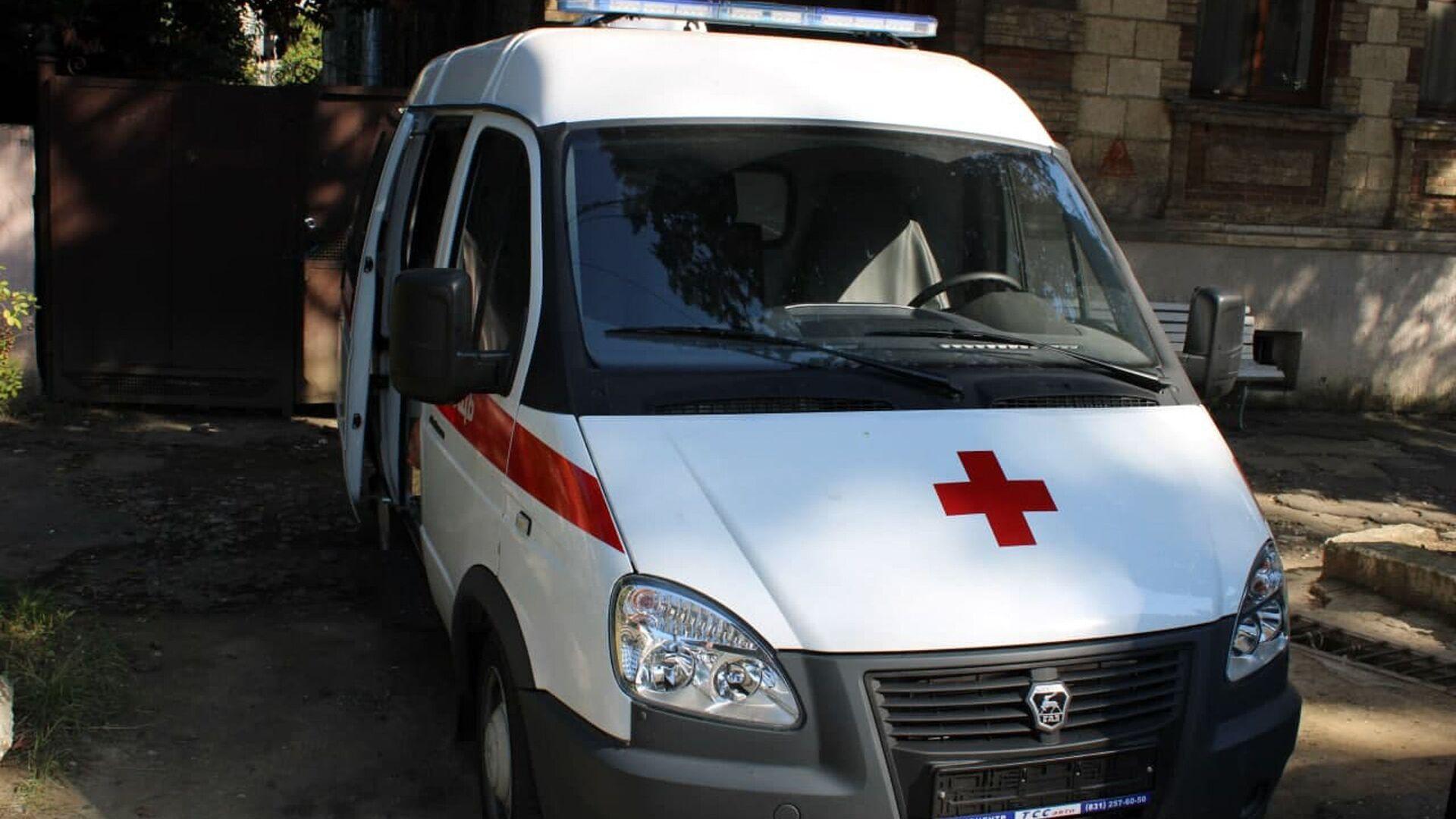 Два автомобиля Соболь переданы в распоряжение скорой медицинской помощи столицы  - Sputnik Абхазия, 1920, 11.10.2021
