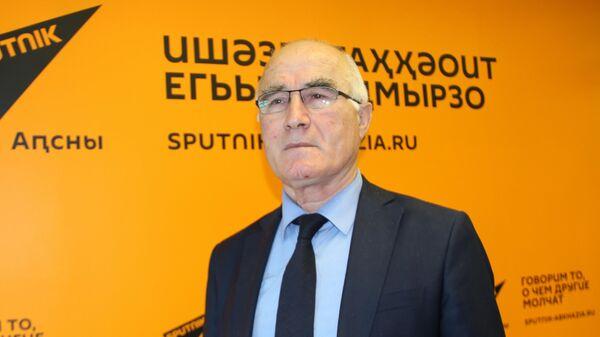 Гәбаз Аботаникатә баҳча аусуразы: - Sputnik Аҧсны