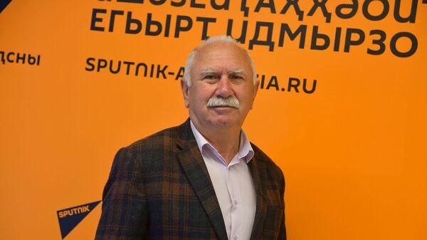 Нанба Кәыдрытәи аҩхааҿы имҩаԥгаз антитеррористтә операциазы: усҟан ҳаӷәӷәан  - Sputnik Аҧсны