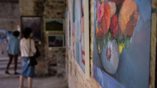 Национальная картинная галерея Республики Абхазия_ФЛ - Sputnik Абхазия