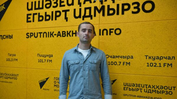 Дополнительное время: Голандзия о развитии коневодства в Абхазии  - Sputnik Абхазия