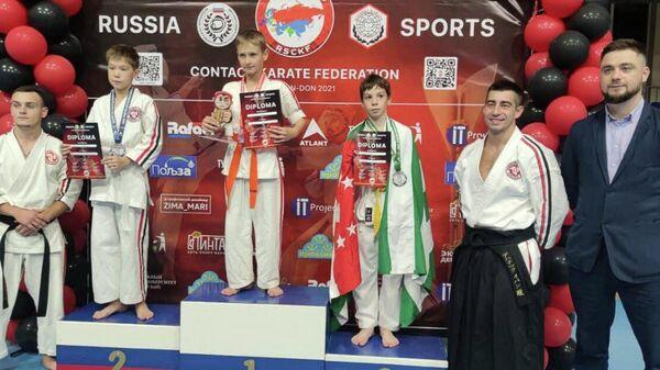 Международный фестиваль Кубок Евразия по котактному жесткому каратэ Косики - Sputnik Абхазия