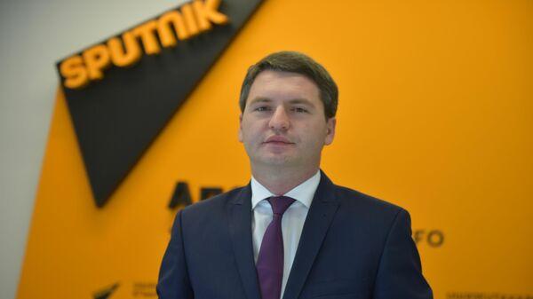 Драйвер роста и борьба с тенью: интервью министра финансов Абхазии - Sputnik Абхазия