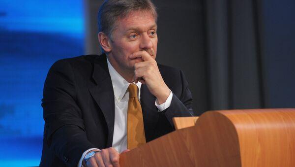 Пресс-секретарь президента России Дмитрий Песков. Архивное фото. - Sputnik Абхазия