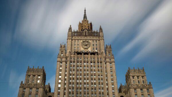 Здание МИД РФ - Sputnik Абхазия
