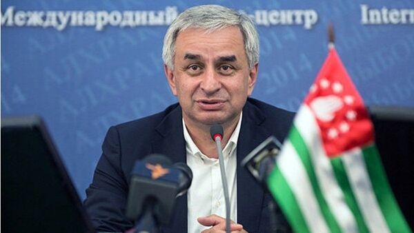 Рауль Хаджимба - Sputnik Абхазия
