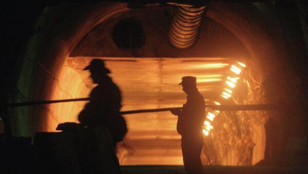 Рокский тоннель — автодорожный тоннель на Рокском перевале под горой Сохс между Северной Осетией и Южной Осетией. Архивное фото. - Sputnik Абхазия