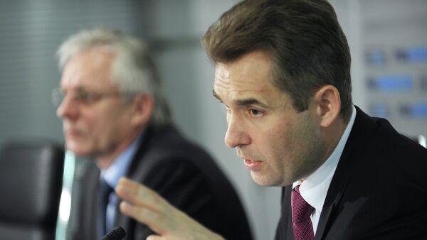 Павел Астахов на пресс-конференции. Архивное фото. - Sputnik Абхазия