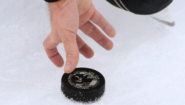Паралимпиада 2014. Следж-хоккей. Матч Россия - Норвегия - Sputnik Абхазия