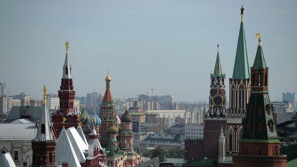 Вид на Красную площадь. Архивное фото. - Sputnik Абхазия